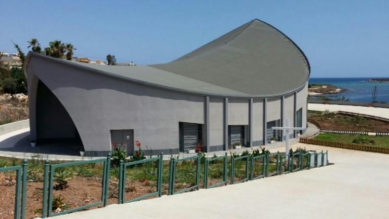 Chiesa S. Maria Eleusa a Portopalo di Capo Passero (SR)