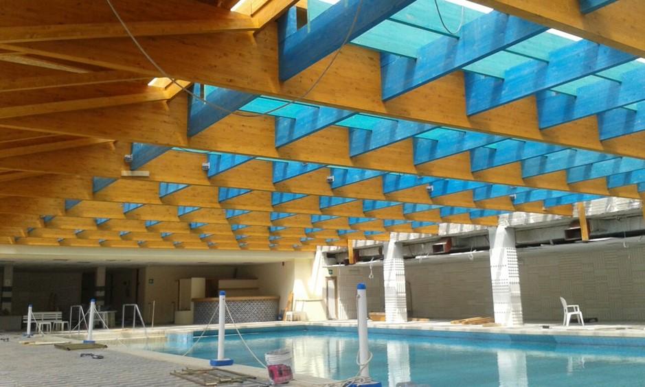 Piscina Termale Hotel Alicudi a Sciacca (AG)
