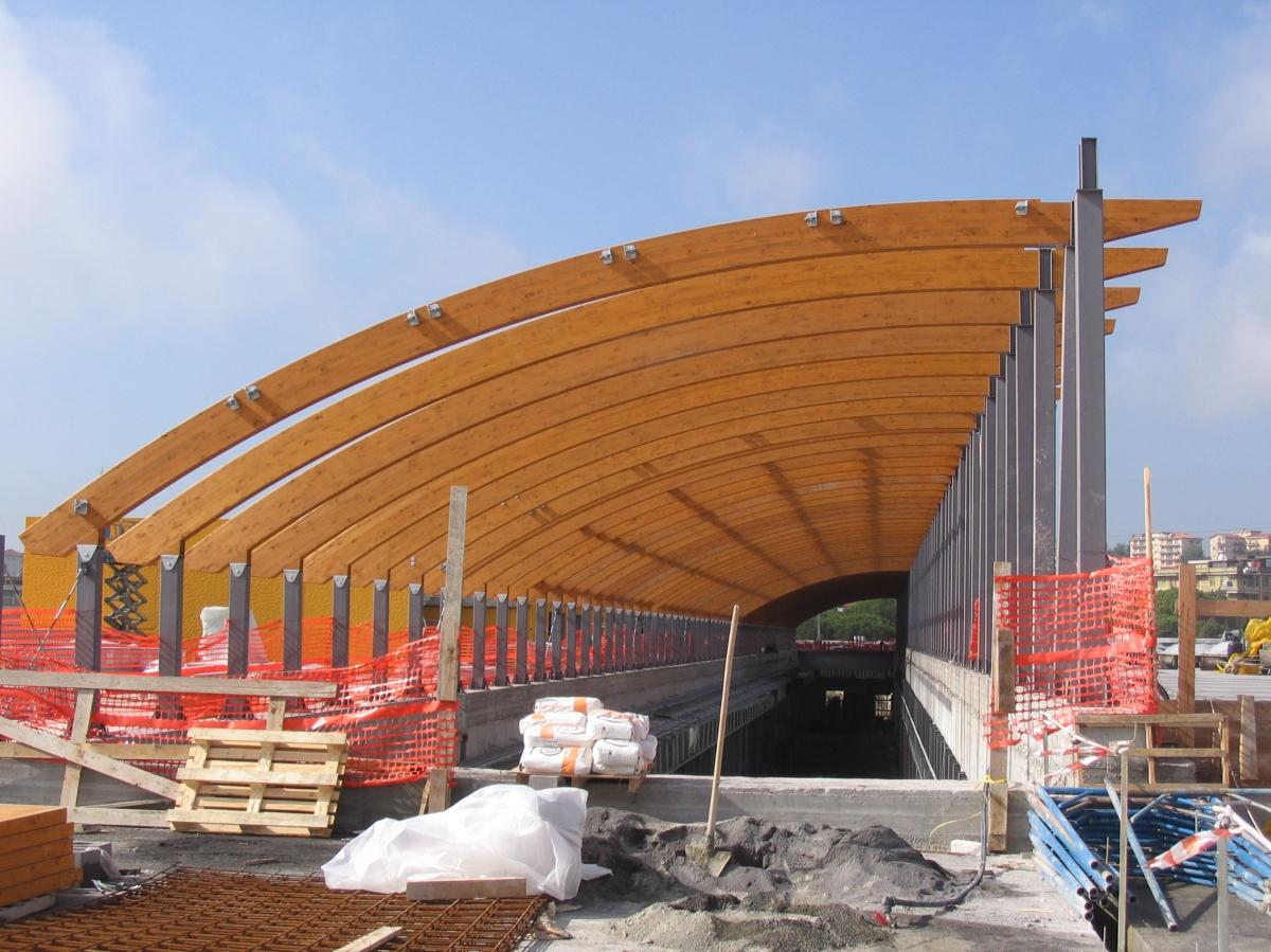 Studio panormus l 39 esperienza delle costruzioni in legno for Costruzioni in legno