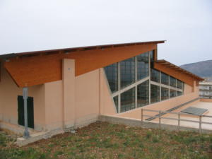 Palasport ad Alcamo (TP)