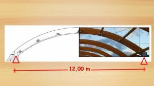 arco a due cerniere